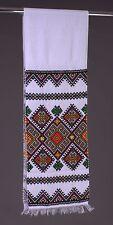 Ukrainian RUSHNYK Hand Embroidery Rushnik Wedding Towel Sibling Day Sale