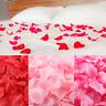250 Silk Rose Petals Flower Confetti Engagement Celebrations Wedding Decoration