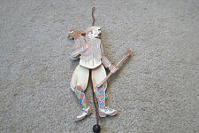 Vintage Wooden Movable Golfer by Midwest Of Cannon Falls