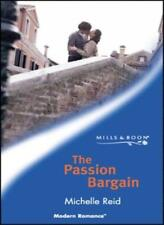 The Passion Bargain (Modern Romance),Michelle Reid