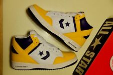 Converse Weapon Basketball Shoes (DS) (Magic Johnson/Lakers Colorway, Size 11.5)