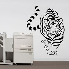 Tiger Africa Wall Tattoo Wallpaper Wall Decoration 57 x 73 cm