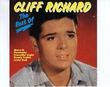 CD CLIFF RICHARDthe best of1987 EX  (A4781)