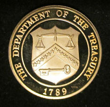 United States Mint 1789 Department of the Treasury Token coin from Proof Set
