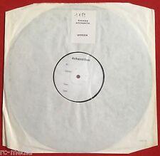 """QUEEN -Invisible Man- Rare French 12"""" Test Pressing Echantillon (Vinyl Record)"""
