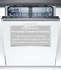 Bosch 60cm Series 4 Fully-Integrated Dishwasher SMV46GX01A