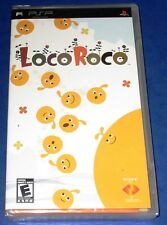 LocoRoco Sony PSP *Brand New! *Factory Sealed! *Free Shipping!