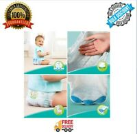 Pampers Nappies Baby Dry AIR Size 3 4 5 6 7 Size SUPER SAVING PACK Derma Test