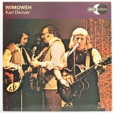 Karl Denver, Wimoweh  Vinyl Record *USED*