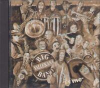 Vallekana Big Band Grandes Exitos CD En Vivo Jazz FASTPOST