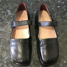 """KUMFS"" SIZE ""36XXW"" LADIES *BRAND NEW* BLACK COURT STYLE SHOES"