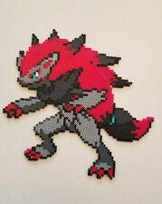 Pixel Bead Art - Pokemon - Zoroark