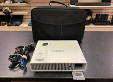 Casio XJ-M242 Full HD Lamp Free Projector With Remote And Carry Case