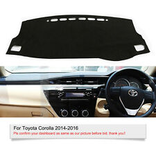 Fits For Toyota Corolla 2014-2016 DashMat Dash Cover Mat Dashboard Cover Fly5D