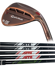 TaylorMade HI Toe RAW Wedges Tour Issue / Custom Dynamic Gold OR AMT Shaft