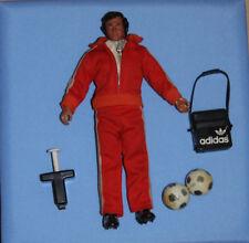 Vintage FRANZ BECKENBAUER Figur Doll Lion Rock 1977 selten rare Adidas komplett