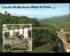 """SAINT-FLORET (63) HOTEL DES VOYAGEURS """"LOGIS DE FRANCE / C. RAMBERT"""" & VILLAS"""