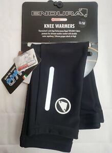 ENDURA Thermolite Cycling Knee Warmers TEFLON - Black, S/M