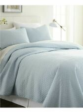 Home Collection Premium Ultra Soft Herring Pattern Quilted Coverlet Twin/Twin XL