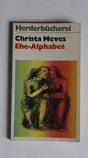 T184 - Christa Meves - Ehe-Alphabet - 1973