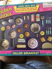 Kitchen Littles Deluxe breakfast