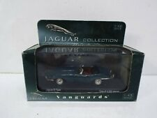 LLEDO VA04905 JAGUAR E-TYPE COTSWOLD BLUE LIMITED EDITION 1:43 MIB (C550)