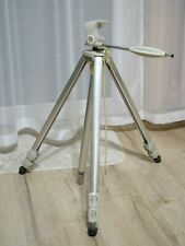 Vintage LINHOF Tripod Stativ Head with cable release 3-Section