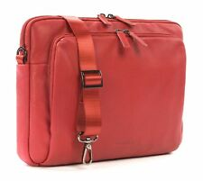 "Tucano One Premium Sleeve Leather Laptop Tasche Notebook MacBook PRO AIR 13"""