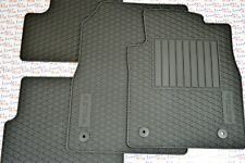 GENUINE Vauxhall ASTRA J - FULL SET CAR FLOOR / RUBBER MAT / MATS - BLACK - NEW