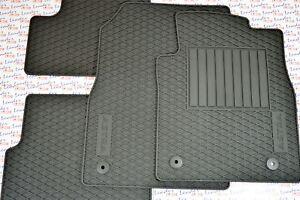GENUINE Vauxhall ASTRA J - FULL SET CAR FLOOR / RUBBER MAT / MATS - BLACK - NEW