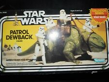 VTG~1977~1978~1979~Kenner~Star~Wars~Patrol~DEWBACK~reins~saddle~box~insert~lot