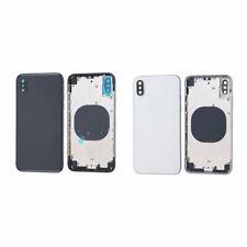 Back Housing Battery Cover Frame Assembly Replacement For Apple iPhone X OEM