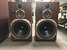 1 Pair of Pioneer CS-M90 Mark II Hi-Fi vintage speaker cabinets
