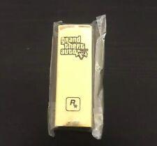 GTA V 5 Grand Theft Auto Rare Gold Bar USB Stick Flash Drive NEW PS3 PS4 Xbox