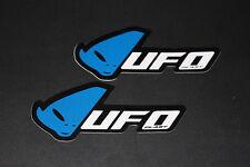 +050 UFO Plastics Parts MX Protector Aufkleber Decal Sticker Autocollant Bike bl