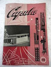 Revista Cupula num.48,Construccion,Decoracion,Arquitectura