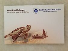 (JC) Keunikan Malaysia Set RM20 2011 with serial number AA0xxxxxx