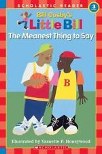 The Meanest Thing To Say (Turtleback School & Library Binding Edition)-ExLibrary