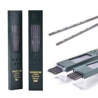 10 STÜCKE Automatische Druckbleistiftmine HB / 2B Blei Schulbedarf 2,0mm  nr