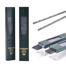 10 STÜCKE Automatische Druckbleistiftmine HB / 2B Blei Schulbedarf 2,0mm ^