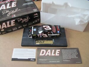 """Dale Earnhardt The Movie #3 Goodwrench 1994 Lumina 7 of 12 """"4 Tire Stop"""""""