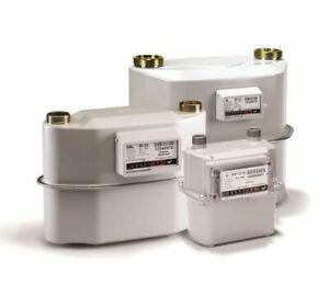 Elster BK-G25/U40 Diaphragm Gas Meter, 50mm, Qmax 40m3/h, Commercial