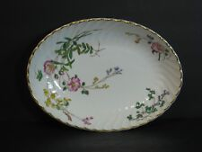 "Minton China Dainty Sprays, S511 Oval Vegetable/Serving Bowl, 10"" Vintage, Rare!"