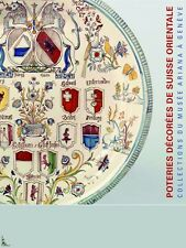 Decorated potteries of German Swiss - 17th-19th centuries