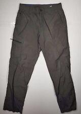 Columbia Cargo Pants Sz 30W 32L Gray Men's