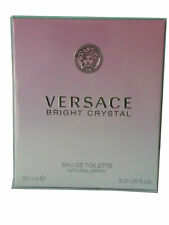 Versace Bright Crystal 3.0 oz Perfume Women's Eau de Toilette New In Box