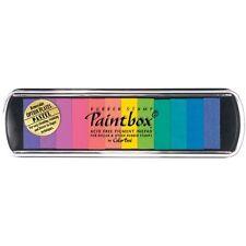 Clearsnap ColorBox Pigment Paintbox 2 Option Pad 12 Colors - 223793