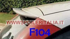 SPOILER  ALETTONE POSTERIORE FORD FOCUS PRIMA 2004 GREZZO F104G SI104-1