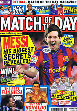 MESSI / SPURS / MALOUDA CHELSEAMatch of the Dayno.103Mar162010
