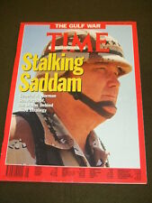 TIME INTERNATIONAL - GEN. H NORMAN SCHWARZKOPF - Feb 4 1991